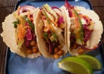 chickpea tacos with citrus slaw