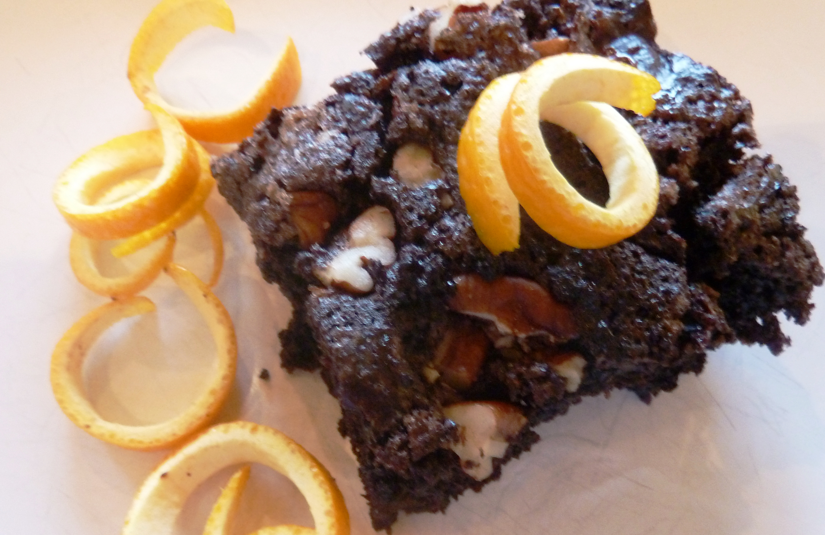 Gluten-free Mexican Brownies | thetexitarian
