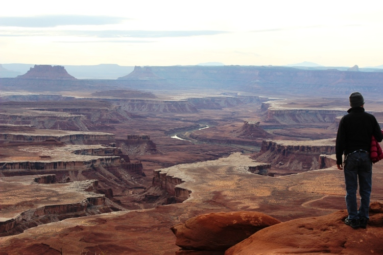 Green River in Canyonlands