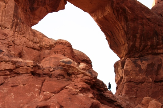 In Double Arch