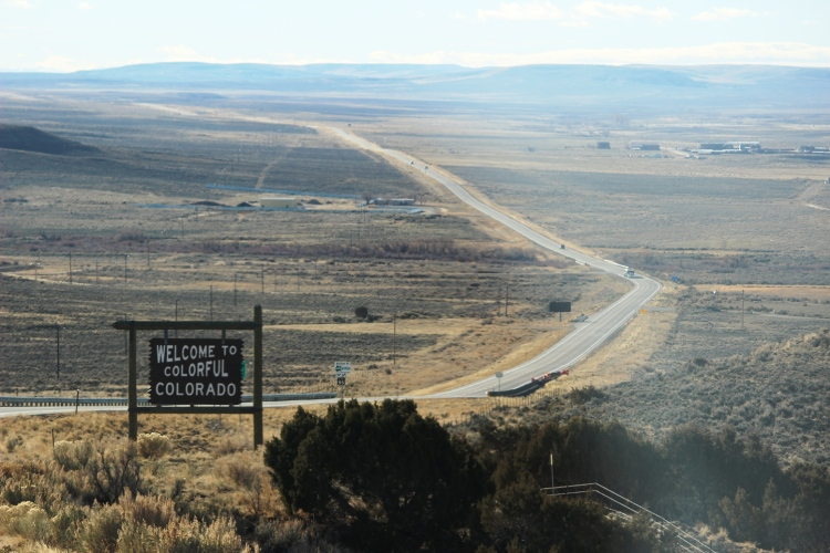 Montana through Colorado 225