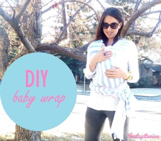 DIY Baby Wrap
