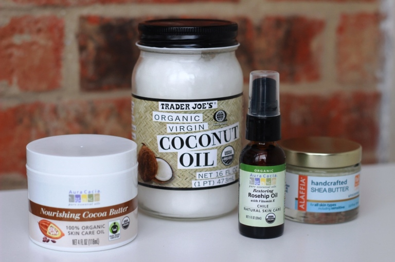 All Natural Belly Butter Ingredients