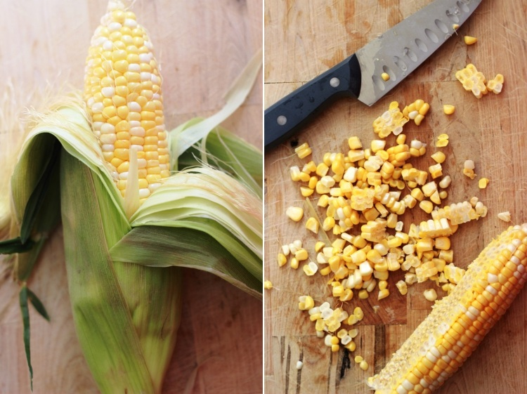Corn in the husk
