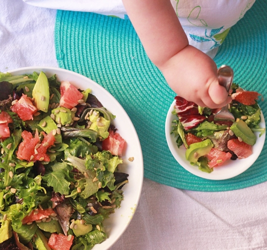 Dig into Ruby Red Salad this Spring