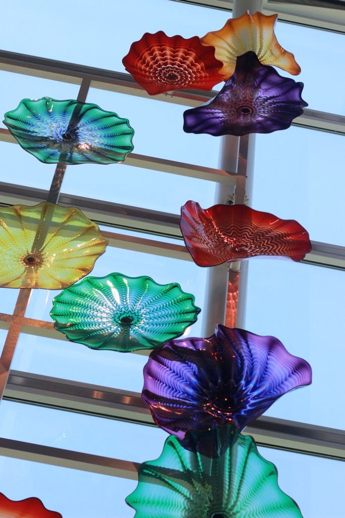 Glass Flowers