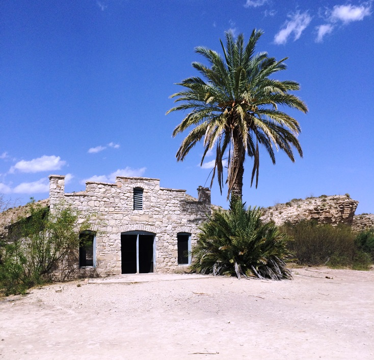 HOt springs ruins