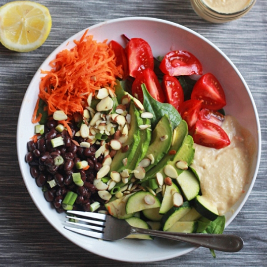 Power Green Salad Sq