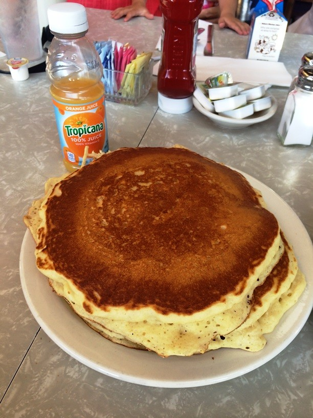 Mom's Pancakes