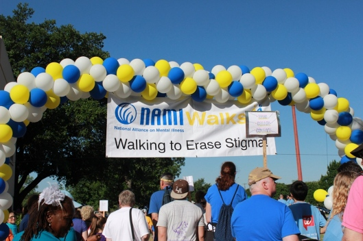 Nami Walks 2014 Fair Park