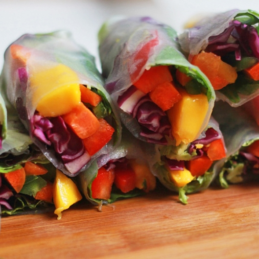 Summer Rolls Ready to eat