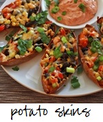 sweet potato skins square sm